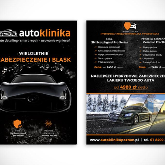 ulotki reklamowe poznań cennik zabezpieczenie karoserii naprawa karoserii