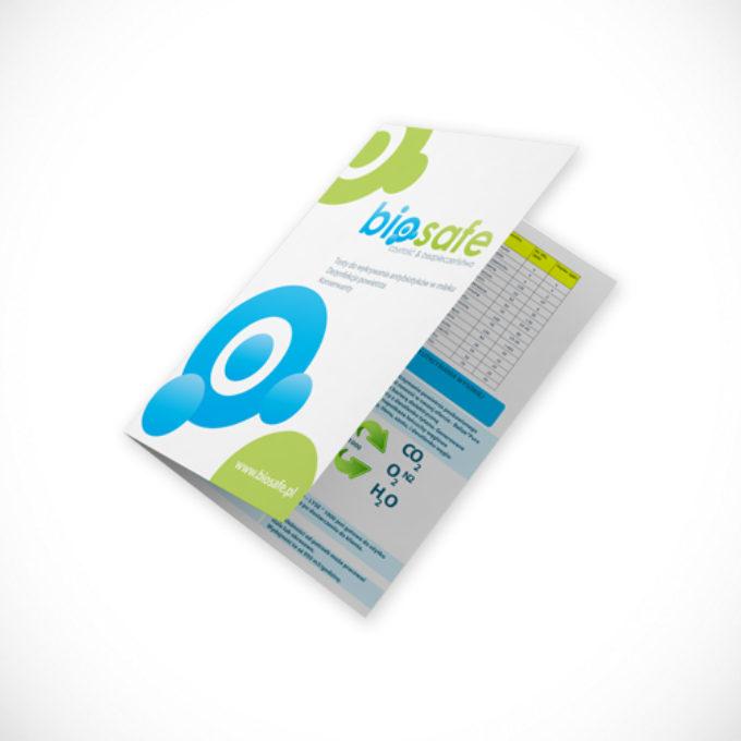 katalogi reklamowe poznań czystość i zabezpieczenie