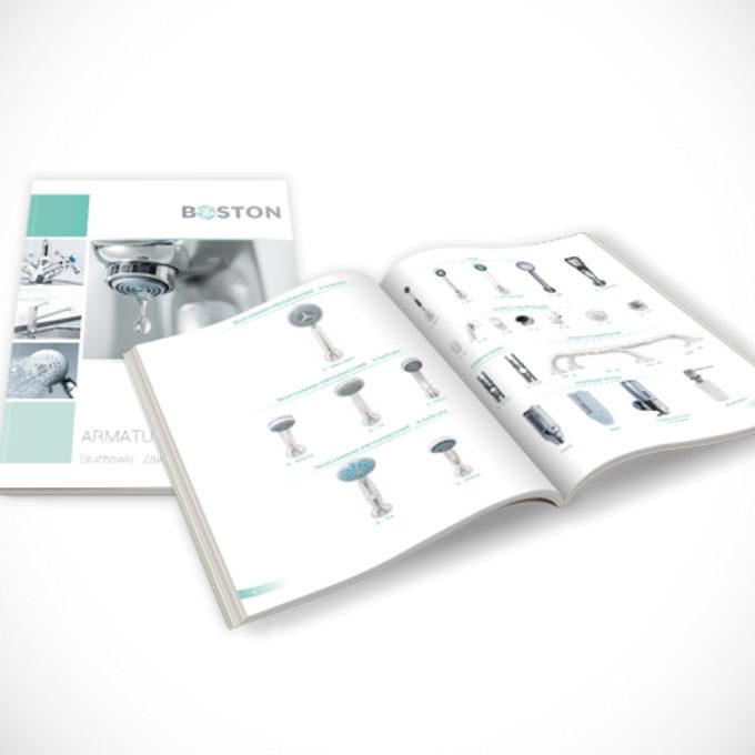 Katalogi reklamowe poznań armarura wyposażenie łazienek
