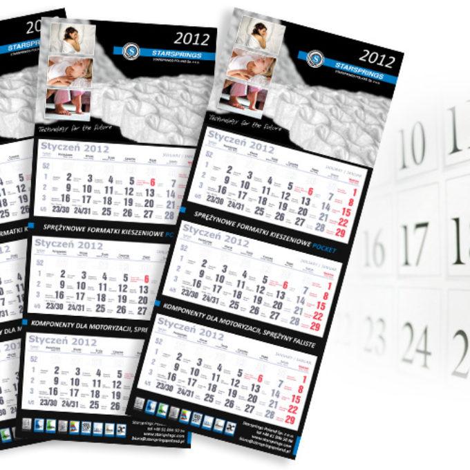 Kalendarze poznań materace