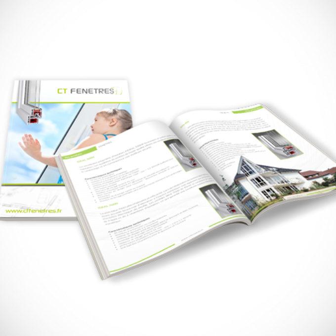 Katalogi reklamowe poznań drzwi i okna