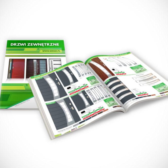 katalogi reklamowe poznań okna drzwi rolety bramy