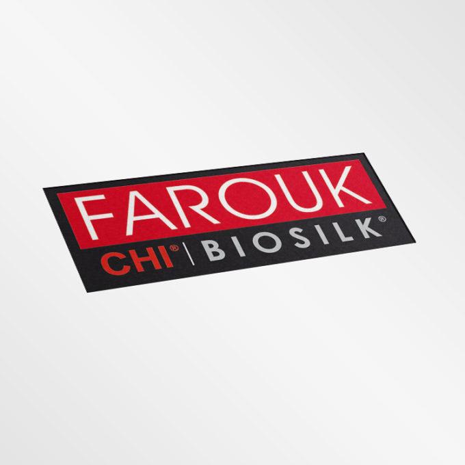 Logo projekty graficzne poznań czerwono czarne
