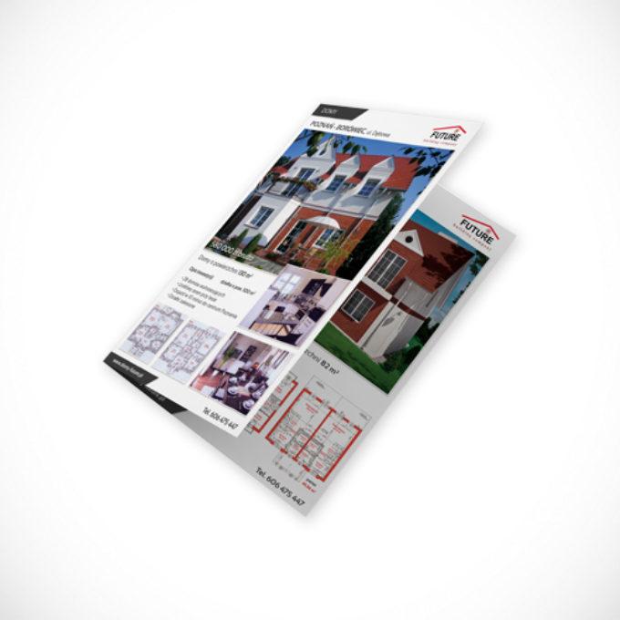 katalogi reklamowe poznań deweloper mieszkania domy