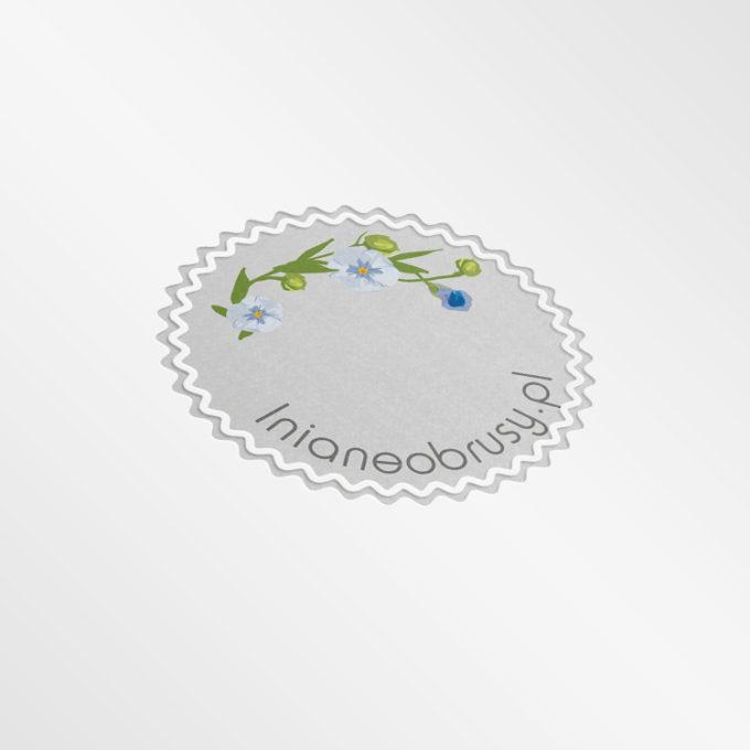 Logo projekty graficzne poznań szare