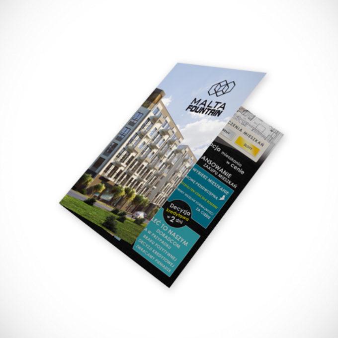 katalogi reklamowe poznań deweloper nowe mieszkania