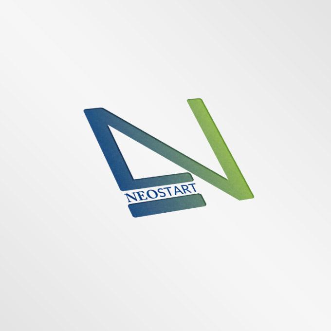Logo projekty graficzne poznań odcienie zieleni