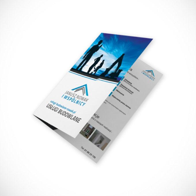 katalogi reklamowe poznań usługi budowlane