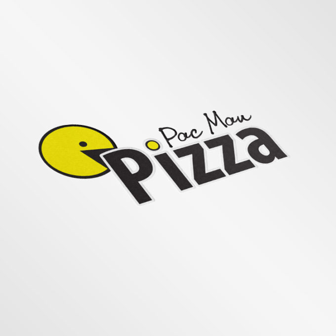 Logo projekty graficzne poznań pizza