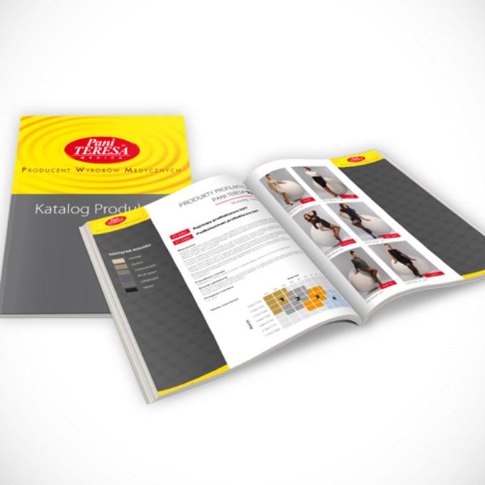 katalogi reklamowe poznań producent wyrobów medycznych