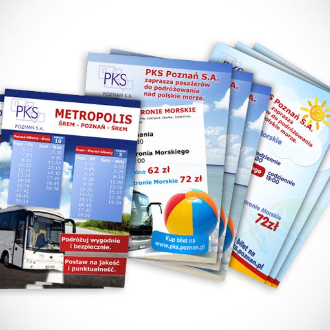 ulotki reklamowe poznań cennik rozkład jazdy pks poznań