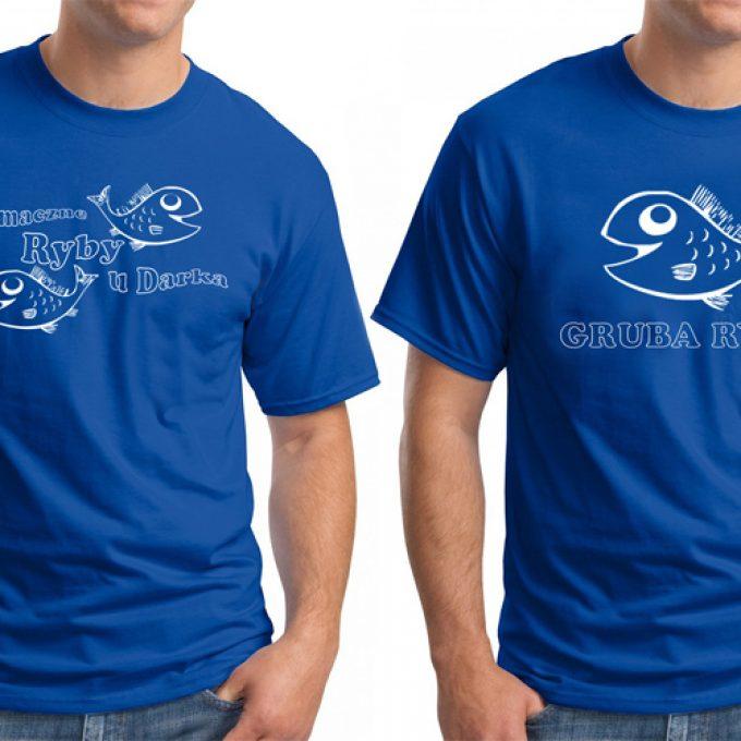 Koszulki reklamowe nadruki na tekstyliach poznań