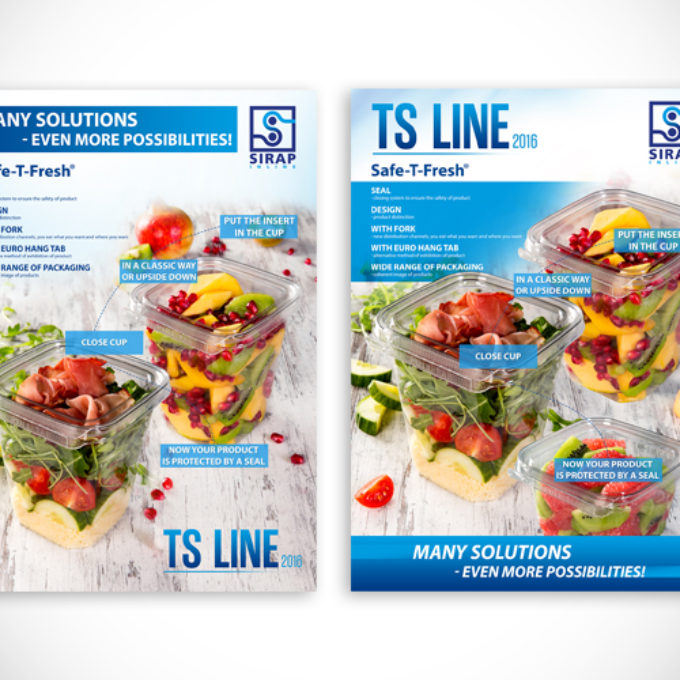 ulotki reklamowe poznań cennik catering dietetyczny folder reklamowy