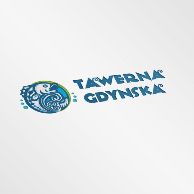 Logo projekty graficzne poznań restauracja smażalnia