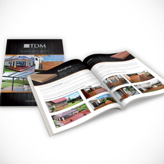 katalogi reklamowe poznań tarasy drewniane