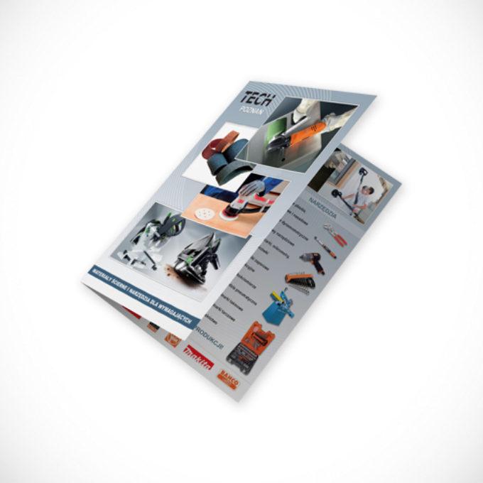 katalogi reklamowe poznań dystrybutor materiałów ściernych, elektronarzędzi i maszyn