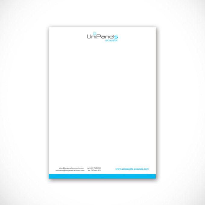 Papier firmowy poznań panele akustyczne