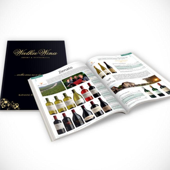 katalogi reklamowe poznań oferta wina