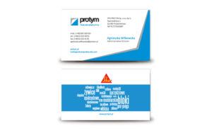 projektowanie wizytówek osobistych i firmowych