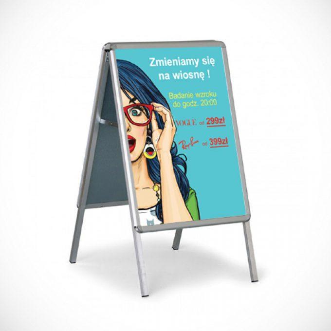 potykacz reklamowy poznań